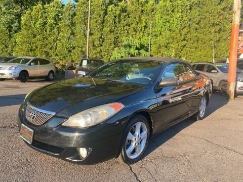 2006 Toyota Camry Solara for sale at Bloomingdale Auto Group in Bloomingdale NJ
