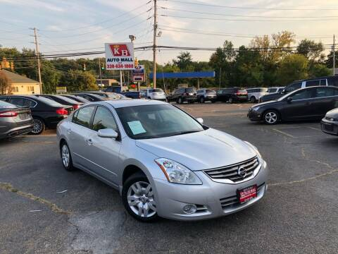 2010 Nissan Altima for sale at KB Auto Mall LLC in Akron OH