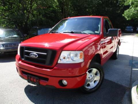 2007 Ford F-150 for sale at Elite Auto Wholesale in Midlothian VA