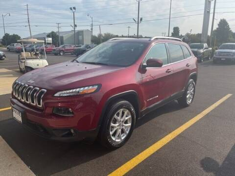2016 Jeep Cherokee for sale at Piehl Motors - PIEHL Chevrolet Buick Cadillac in Princeton IL