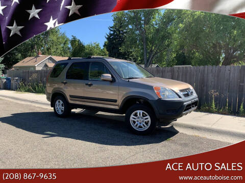 2003 Honda CR-V for sale at Ace Auto Sales in Boise ID