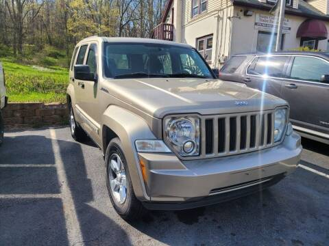 2011 Jeep Liberty for sale at Sussex County Auto & Trailer Exchange -$700 drives in Wantage NJ