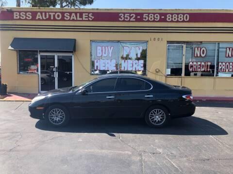2004 Lexus ES 330 for sale at BSS AUTO SALES INC in Eustis FL