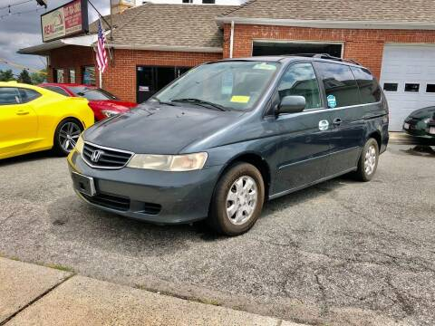 2004 Honda Odyssey for sale at Real Auto Shop Inc. in Somerville MA