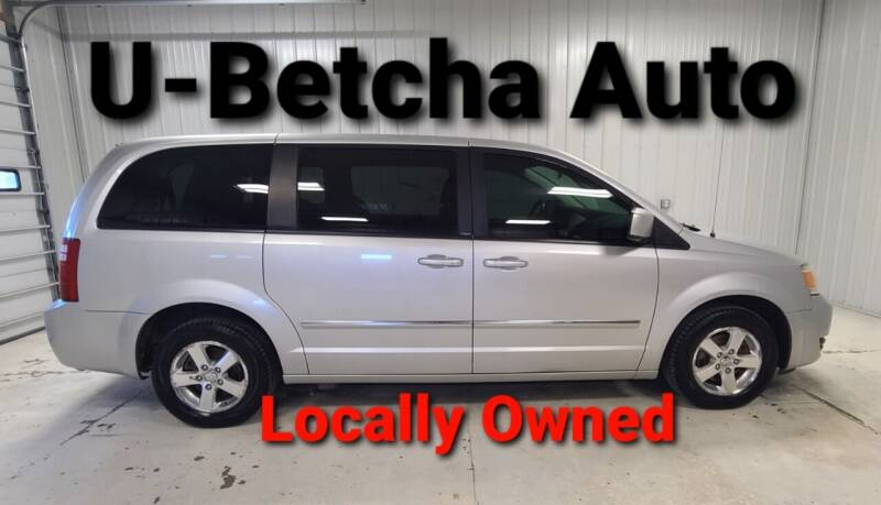 2008 Dodge Grand Caravan for sale at Ubetcha Auto in St. Paul NE
