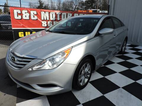 2011 Hyundai Sonata for sale at C & C Motor Co. in Knoxville TN