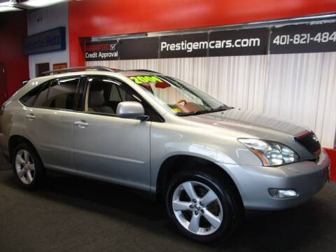 2004 Lexus RX 330 for sale at Prestige Motorcars in Warwick RI
