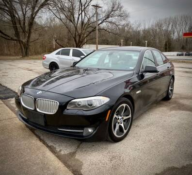 2013 BMW 5 Series for sale at Unique LA Motor Sales LLC in Byrnes Mill MO