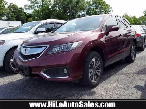 2016 Acura RDX for sale at Hi-Lo Auto Sales in Frederick MD