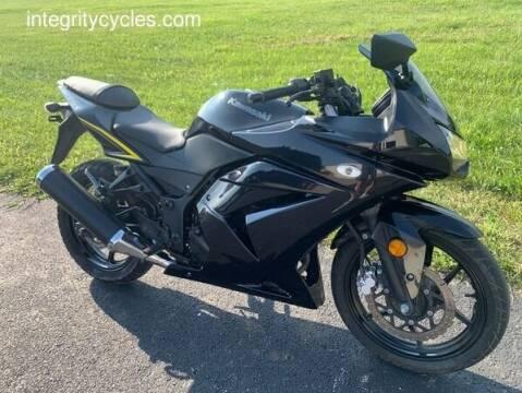 2012 Kawasaki Ninja 250R for sale at INTEGRITY CYCLES LLC in Columbus OH