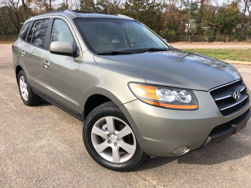 2009 Hyundai Santa Fe for sale at The Auto Depot in Raleigh NC