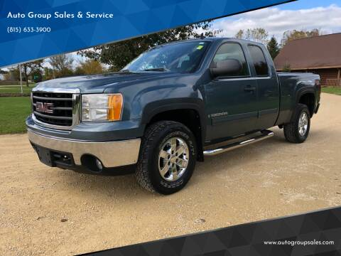 2007 GMC Sierra 1500 for sale at Auto Group Sales in Roscoe IL