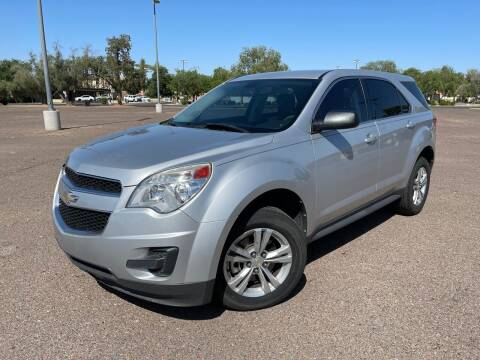 2011 Chevrolet Equinox for sale at DR Auto Sales in Glendale AZ