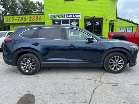 2016 Mazda CX-9 for sale at Empire Auto Group in Indianapolis IN