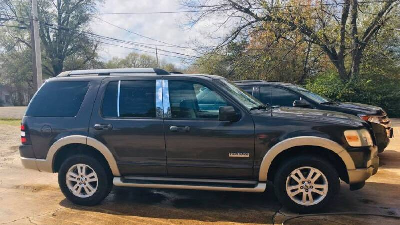 2007 Ford Explorer for sale at Westside Auto Sales in New Boston TX