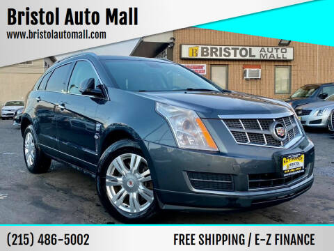 2012 Cadillac SRX for sale at Bristol Auto Mall in Levittown PA