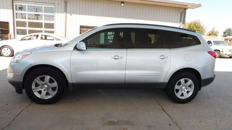 2011 Chevrolet Traverse for sale at Mid Kansas Auto Sales in Pratt KS