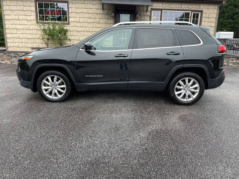 2015 Jeep Cherokee for sale at Leroy Maybry Used Cars in Landrum SC