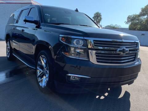 2016 Chevrolet Suburban for sale at Consumer Auto Credit in Tampa FL