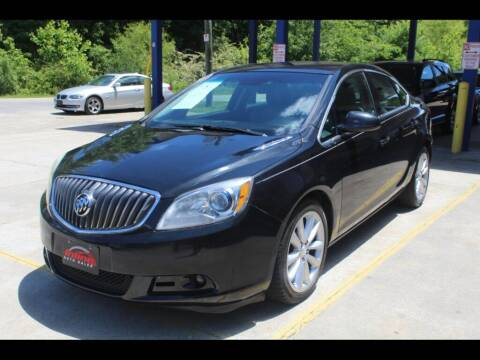 2013 Buick Verano for sale at Inline Auto Sales in Fuquay Varina NC