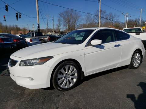 2008 Honda Accord for sale at COLONIAL AUTO SALES in North Lima OH