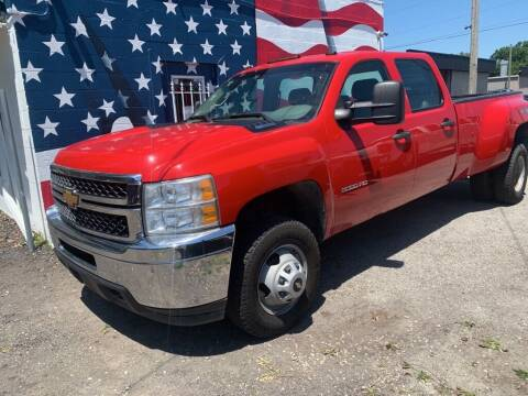 2014 Chevrolet Silverado 3500HD for sale at The Truck Lot LLC in Lakeland FL