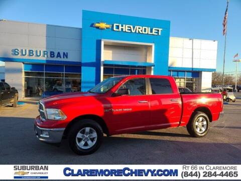 2012 Dodge Ram for sale at Suburban Chevrolet in Claremore OK