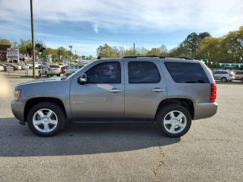 2007 Chevrolet Tahoe for sale at A-1 Auto Sales in Anderson SC