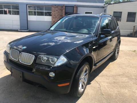 2007 BMW X3 for sale at Pep Auto Sales in Goshen IN