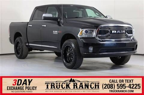 2018 RAM Ram Pickup 1500 for sale at Truck Ranch in Twin Falls ID