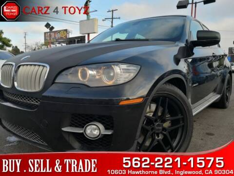 2008 BMW X6 for sale at Carz 4 Toyz in Inglewood CA