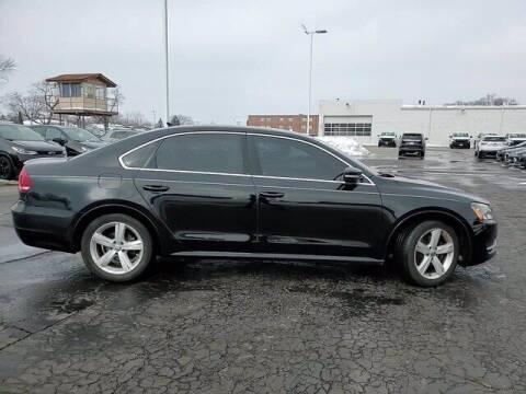 2013 Volkswagen Passat for sale at Hawk Chevrolet of Bridgeview in Bridgeview IL