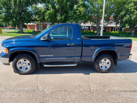2002 Dodge Ram Pickup 1500 for sale at Mulder Auto Tire and Lube in Orange City IA