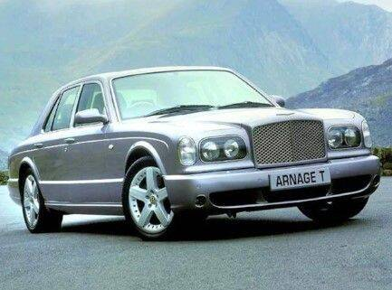 2003 Bentley Arnage for sale at Classic Car Deals in Cadillac MI