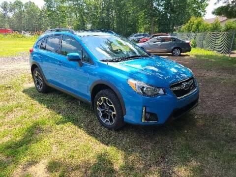 2016 Subaru Crosstrek for sale at BETTER BUYS AUTO INC in East Windsor CT