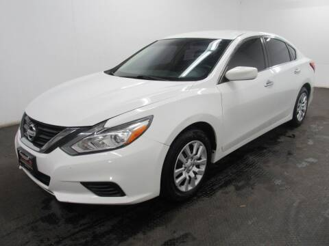 2016 Nissan Altima for sale at Automotive Connection in Fairfield OH