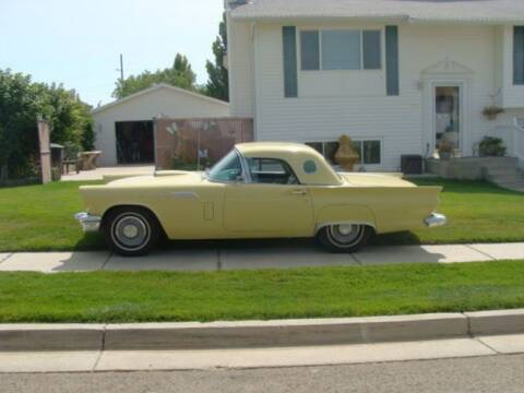 1957 Ford Thunderbird for sale at Classic Car Deals in Cadillac MI