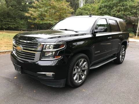 2015 Chevrolet Tahoe for sale at Bowie Motor Co in Bowie MD