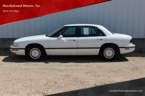 1998 Buick LeSabre for sale at Harchelroad Motors, Inc. in Imperial NE