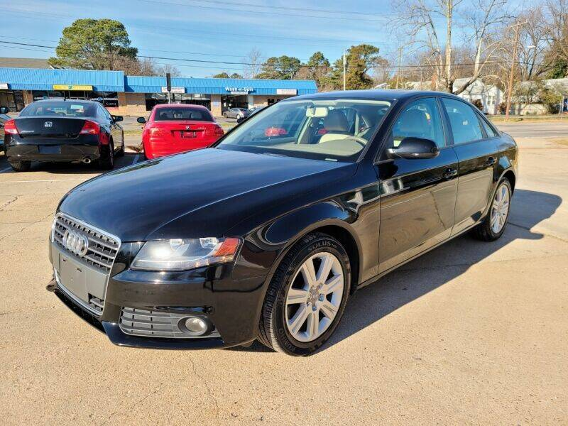 2011 Audi A4 for sale at Auto Expo in Norfolk VA