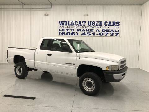 2001 Dodge Ram Pickup 2500 for sale at Wildcat Used Cars in Somerset KY
