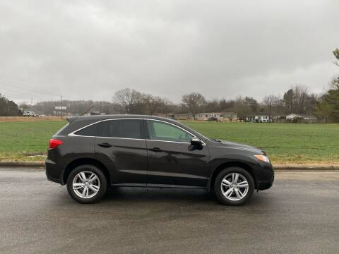 2015 Acura RDX for sale at Tennessee Valley Wholesale Autos LLC in Huntsville AL