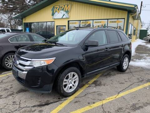 2011 Ford Edge for sale at RPM AUTO SALES in Lansing MI