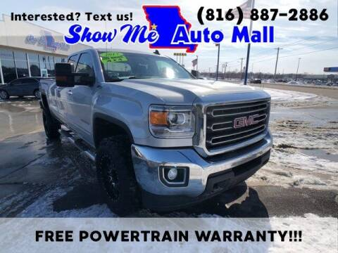 2017 GMC Sierra 2500HD for sale at Show Me Auto Mall in Harrisonville MO