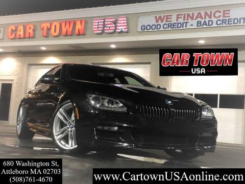 2014 BMW 6 Series for sale at Car Town USA in Attleboro MA