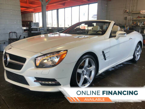 2013 Mercedes-Benz SL-Class for sale at Champs Auto Sales in Detroit MI