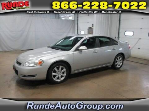 2008 Chevrolet Impala for sale at Runde PreDriven in Hazel Green WI