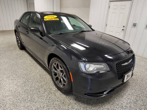 2017 Chrysler 300 for sale at LaFleur Auto Sales in North Sioux City SD