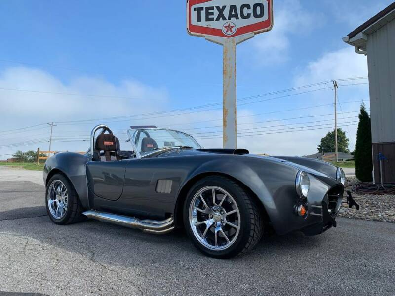 1966 Shelby Cobra for sale at Belmont Classic Cars in Belmont OH