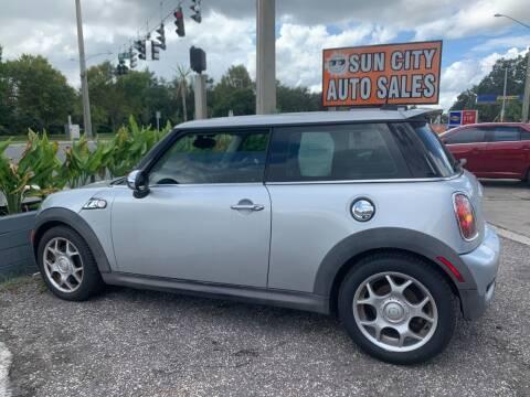 2007 MINI Cooper for sale at Sun City Auto in Gainesville FL